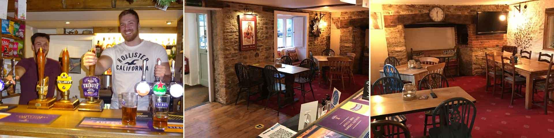 Inside Pub Slider