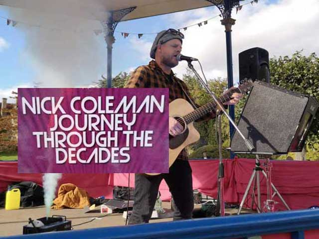 Nick Coleman A Journey through the Decades