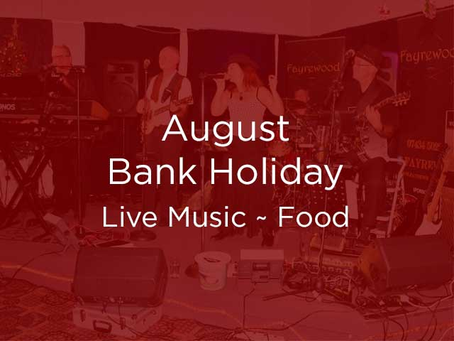August Bank Holiday at The Trooper Inn