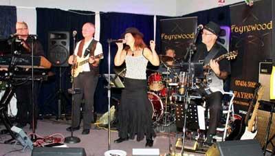 Fayrewood live music